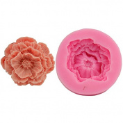 XZX Home Flower fondant cake mould silicone mould baking tools DIY