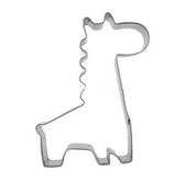 XZX Home Giraffe cookie cutter stainless steel mould