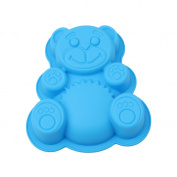 Albeey Cartoon Bear Cake Character Sun Bear DIY Silicone Baking Tools