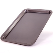 Large 43cm Non-Stick Baking Tray - Oven Cookware Dish