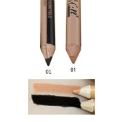 2 in 1 Menow Brand Make Up Pencil Colour Corrector Double Ended Waterproof Concealer Eyebrow Pencil #1
