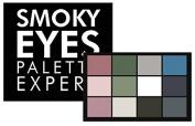 ASTRA Smoky eyes palette 3 dear's smoky eye shadow *