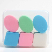Marion Wet And Dry Powder Puff Makeup Bb Cream Based Dip Sponge Bashing Big Beauty Packages Xuanhemen