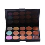 15 Colours Contour Face Cream Makeup Concealer Palette Facial Makeup Xuanhemen