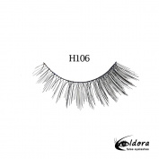 Eldora False Eyelashes H106