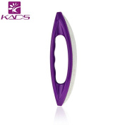 KADS Chamois Nail Buffer And Polish Tool Made Of The Sheep Leather for Nail Art Buffing for Nail Tool
