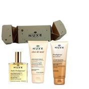 Nuxe Box Crackers Noel Reve De Miel + Prodigieux Lait + Huile Prodigieuse