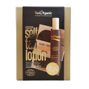 Self Tan Lotion with Free Application Glove