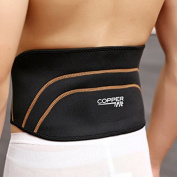 ThinkMax Men Stabilising Lumbar Lower Back Brace and Breathable Support Belt Adjustable Corrects Posture, Reduces Chronic Back Pain