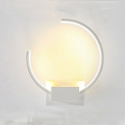 MAM-BIDENG Ideas of minimalist modern bedroom lamp LED lamp head bed a