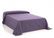 Martina Home Ribera Foulard Multi-Purpose/Plaid, Fabric 270x250x1 cm lilac