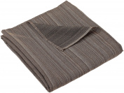 Martina Home Ribera Foulard Multi-Purpose/Plaid, Fabric 270x200x1 cm brown