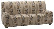 Martina Home Thalia Elastic Cover for 2-Seater Sofa, Fabric, Multi-Colour, 32 x 42 x 7 cm