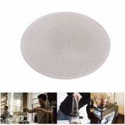 ECYC® 6.1cm Reusable Metal Steel Coffee Filter