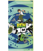Ben 10 cotton beach towel 75 x 150 cm, Pool Towel * 08110 – Mod 1
