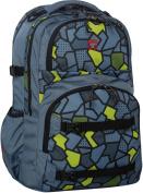 Take It Easy School Backpack Oslo Flex Lime 562245 Lime