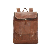 SHFANG Comfort Double shoulder bag/leather/Retro bulk/outdoor bag (laptop) Shopping/going to school/work