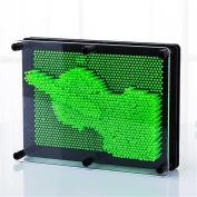 JoyJay New Clone Fingerprint Needle Plastic Funny Jokes Toys 3D Antistress Painting Gag Christmas Kids Gift Toy Trick