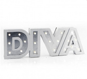 Wooden Diva LED Display