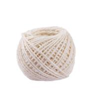 Xshuai New Fashion 40m Roll Jute String Hemp Rope for Bracelet Necklace DIY Homemade Craft Decor