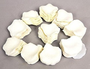 DROVE Approx.1000 Artificial Champange Petals Flower Beautiful for Wedding Party Decoration
