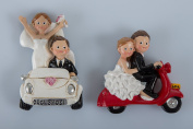Magnet Today Groom Groom Car or Motorbike Party Favours