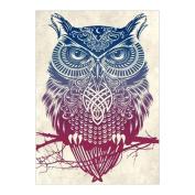 VENMO Owl Pattern 5D Diamond Embrodiery Cross Stitching Paintings DIY Animals Full Drill Rhinestone Mosaic Wall Art Craft