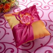 Hot Pink/Orange Pillow