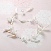 Fashion,Bridal hand wreaths headdress hair accessories wedding accessories head flowers leaves jewellery