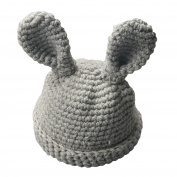 Bluelans Winter Baby Beanie Hat Warm Cute Rabbit Ear Toddler Knitted Cap Gift Fashion