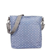 Bag Buggy Trendy Grey palimira Blue