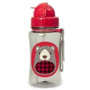 Skip Hop Winter Straw Bottle - Bear [Special Edition]