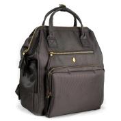 Idaho Jones – Designer Breast Pump Backpack Bag With Large Concealed Pump and Cooler Pocket