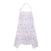 WYXlink Baby Nursing Breastfeeding Cover Multi-Use Flexible 100% Breathable Cotton Nursing Unisex