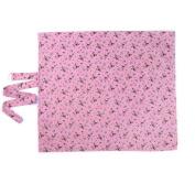 WYXlink Nursing Cover - Breathable Cotton Breastfeeding Apron –Baby Feeding-60 x 110 cm