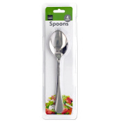 Kole Imports Metal Dining Spoons Set
