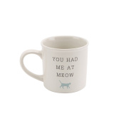 CGB Giftware Best In Show Cats You Had Me At Meow Mug (One Size)