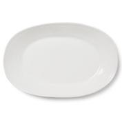 Viva Vfrs-2626W Oval Platter, Large, White