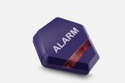 Dummy Alarm Bell Box - Solar Powered - Blue