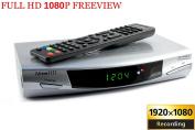 New FULL HD Freeview Set Top Box Receiver Digi Box Digital TV Tuner SD + USB HD Recorder HDMI or SCART Connexions