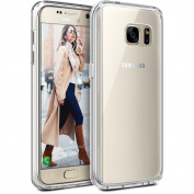 for Samsung Galaxy S7 Phone Case, BEZ® Transparent Clear Case for Samsung Galaxy S7, Hybrid Shock Absorption TPU Bumper Drop Protection Hard Cover