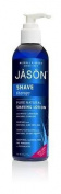 Jason Natural Cosmetics 6-in-1 Beard and Skin Shaving Lotion 240ml by Jason Natural Cosmetics