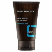 Every Man Jack Post Shave Face Lotion, Signature Mint, 120ml by Every Man Jack