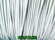 30m 1.8 MM GULF BLUE Professional Grade Nylon Lift Cord For Blinds & Shades