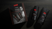 Lynx YOU Anthony Joshua Bodywash & Bodyspray Gift Set