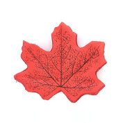 cheerfulus 50pcs Artificial Autumn Maple Leaves for Wedding Valentine Thanksgiving Christmas Halloween Festivals Party Home Decor