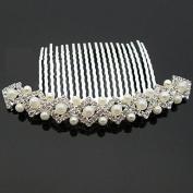 XZX Jewellery Imitation Pearl Rhinestone Alloy Headpiece-Wedding Special Occasion Anniversary Birthday Housewarming Congratulations