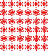 36 x Snowflakes vinyl stickers Christmas Stickers Glass Xmas Childrens Novelty