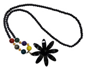 Ghoomar Women Fashion Necklace Pendant Beaded Strand Indian Stylish Jewellery Gift For Her