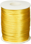 mopec Cord Roll, Silk, Yellow, 8 x 5 x 5 cm